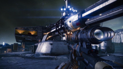 Destiny sniper screenshot