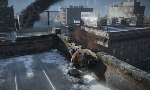 TC Division- Rooftop Firefight