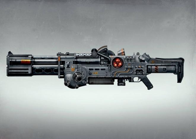 Concept Rifle