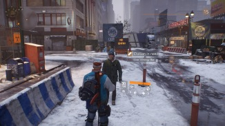 Tom Clancy's The Division™ Helping Civilian