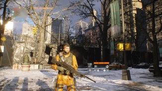 Tom Clancy's The Division™ Hazmat DLC outfit